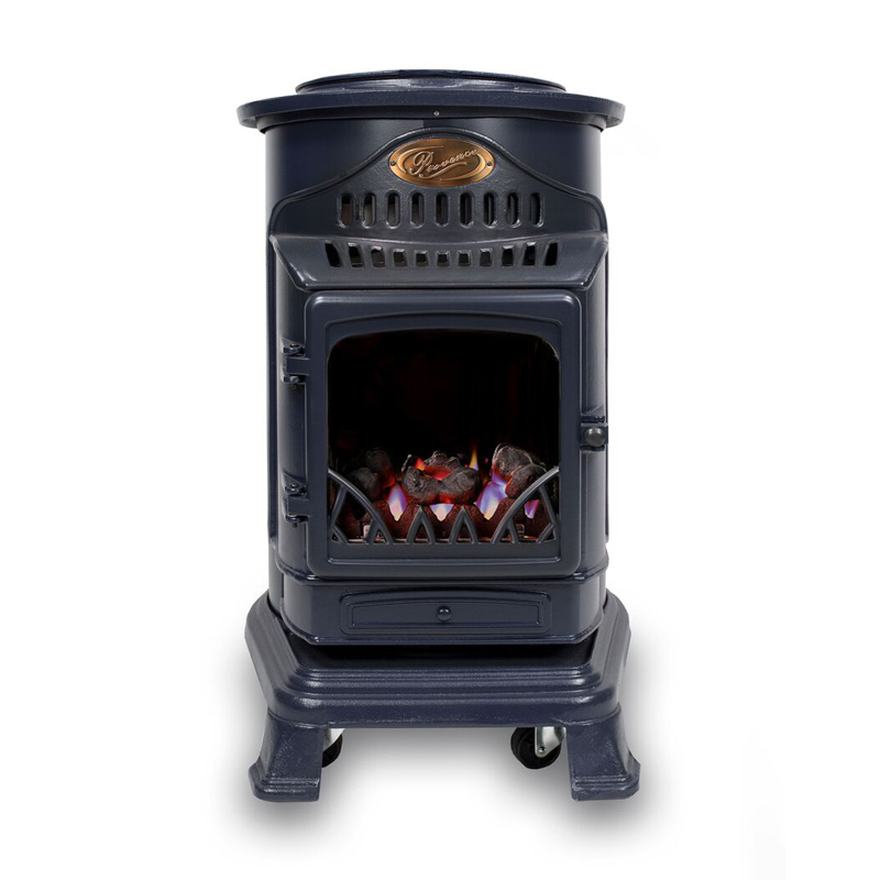 Provence Gas Fire 3kw Portable Gas Fire Rose Gas