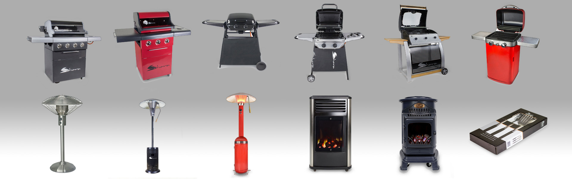 BBQs - Patio Heaters - LPG Gas Fires  Tools & Welding consumables